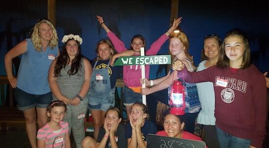 Girl Scout Troop in Orange County