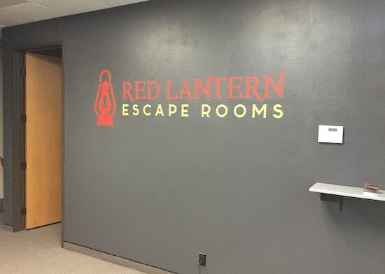 Reception Room at Red Lantern
